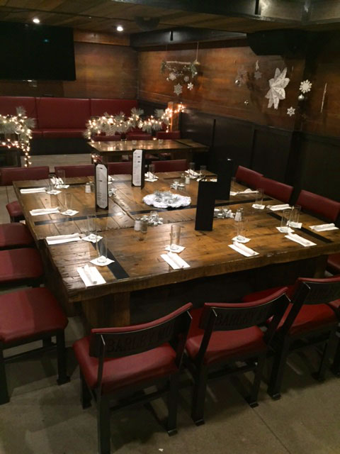 Book Your Private Party Barley Mow Pubs Ottawa